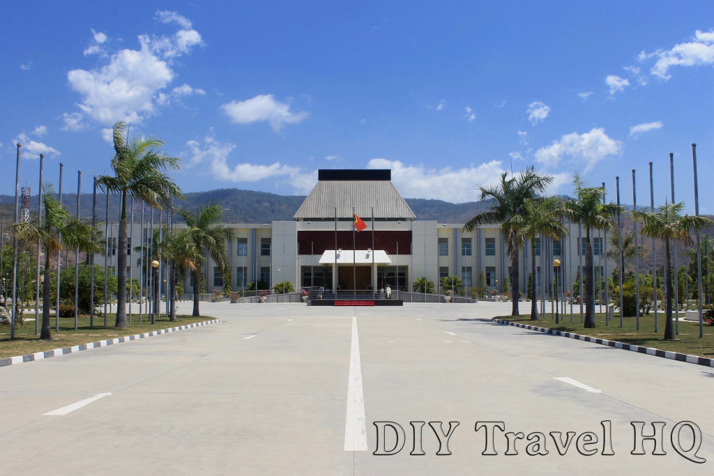 Presidency of the Democratic Republic of East Timor