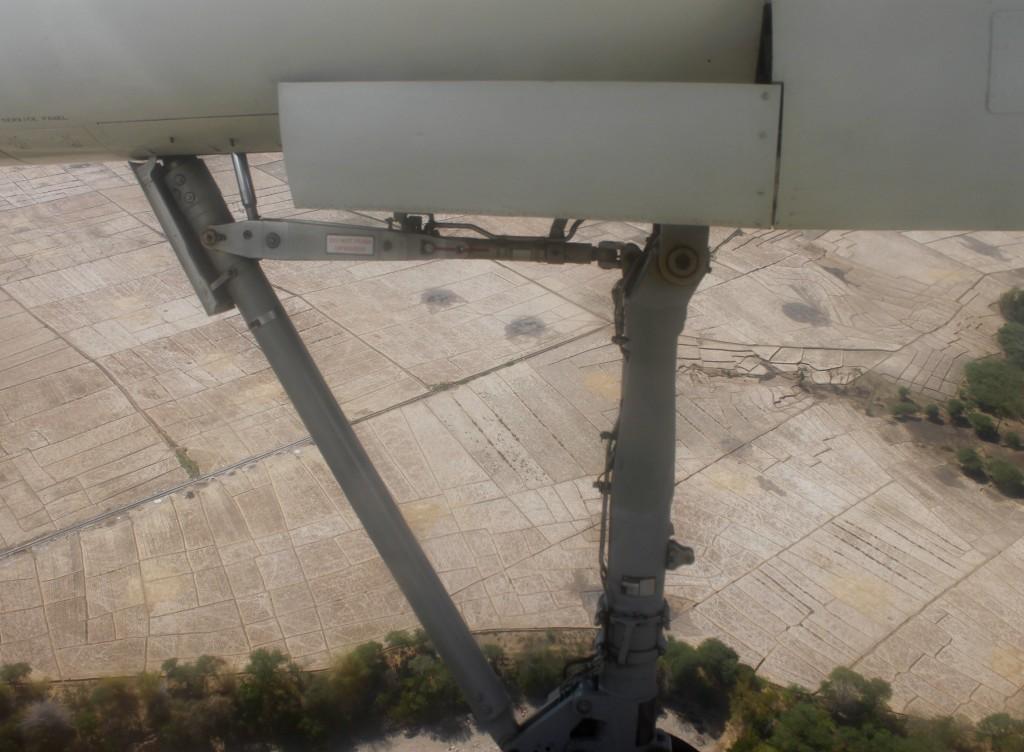 Flying Over Kupang