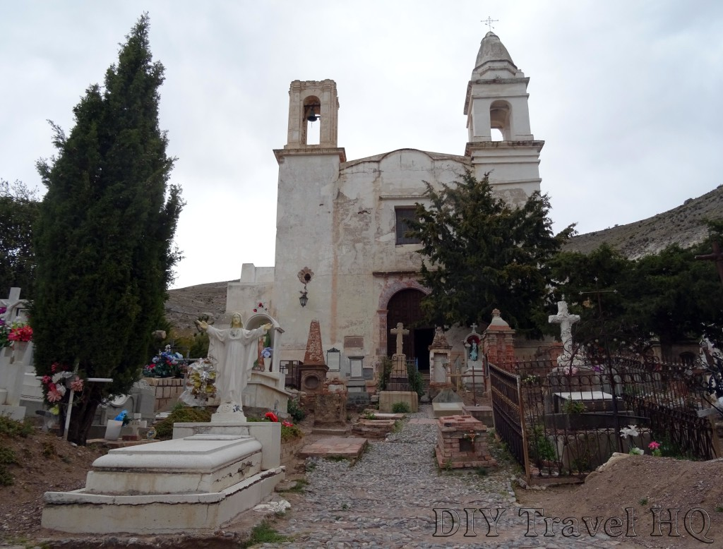 Real de Catorce Capilla de Guadalupe