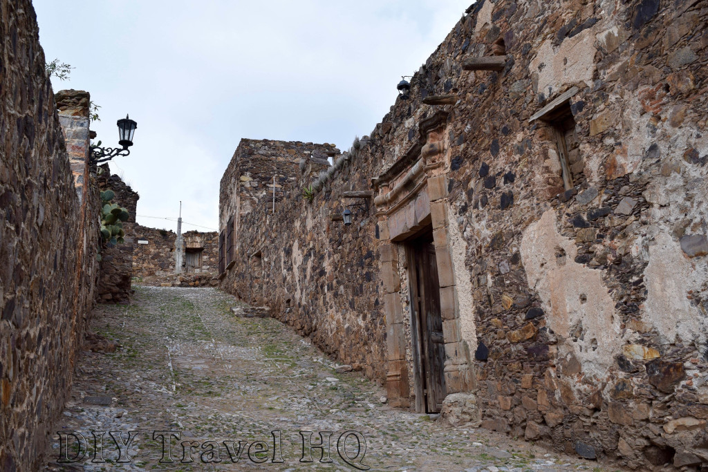 Real de Catorce Ghost Town Streets