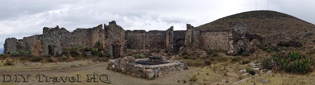 Real de Catorce Pueblo Fantasmo Close Ruin