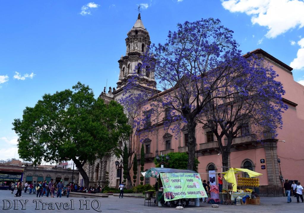 San Luis Potosi Alameda Juan Sarabia