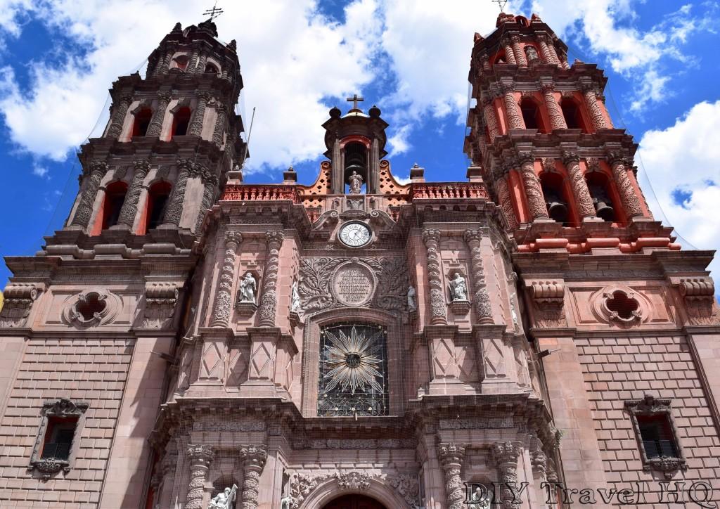 Iglesia Cathedral San Luis Potosi