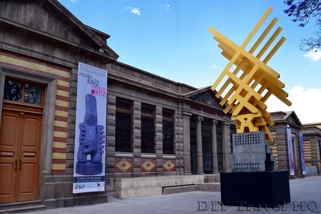 Museo Federico Silva San Luis Potosi