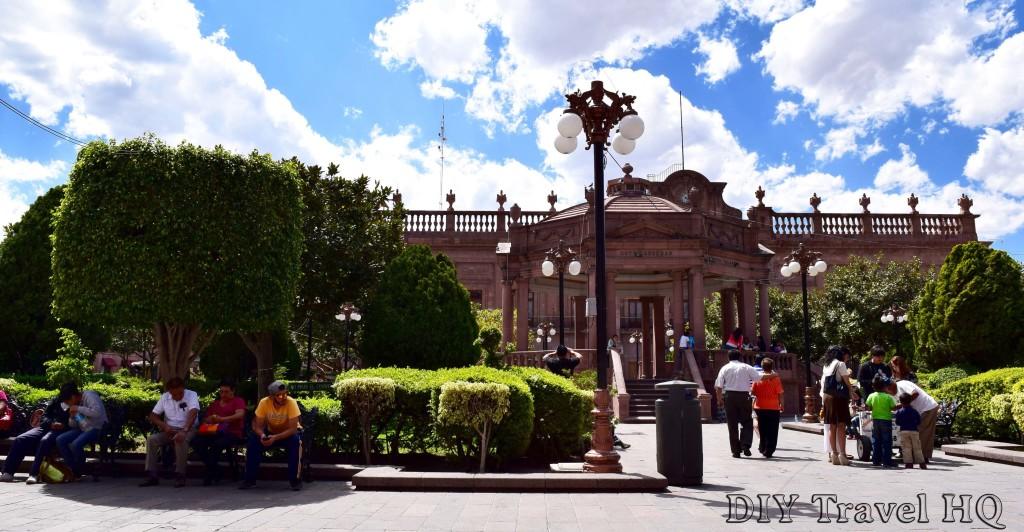 San Luis Potosi Plaza Hopping - DIY Travel HQ
