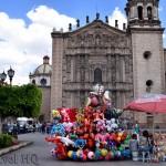 San Luis Potosi Plaza Hopping