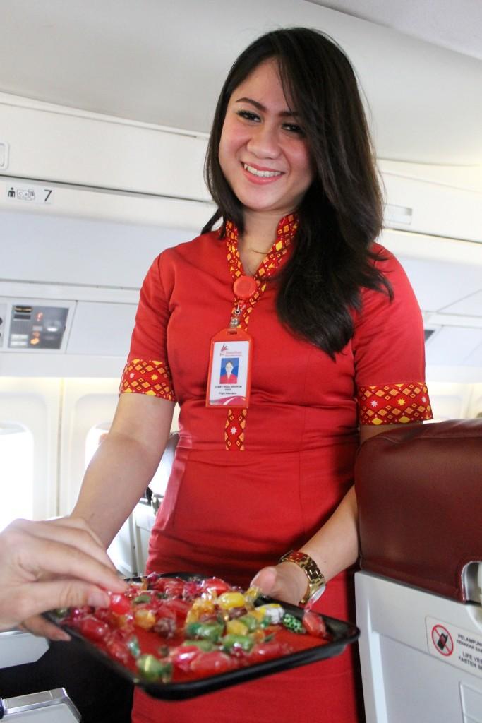 TransNusa Flight Attendant