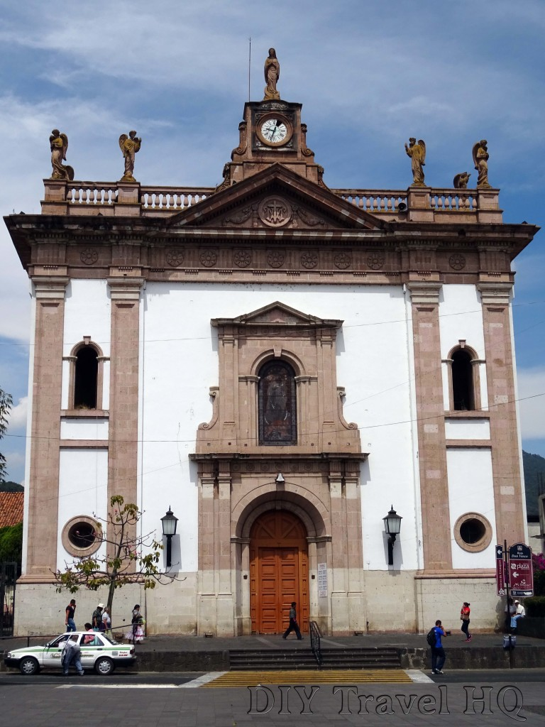 Uruapan Immaculate Conception Church