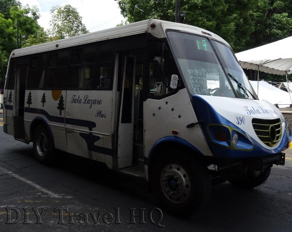 Uruapan Public Bus