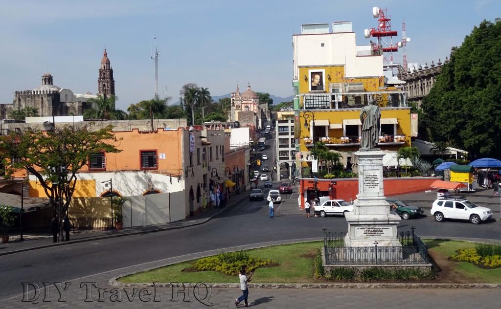 View of Cuernavaca