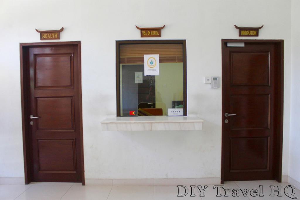 Visa on Arrival for East Timor