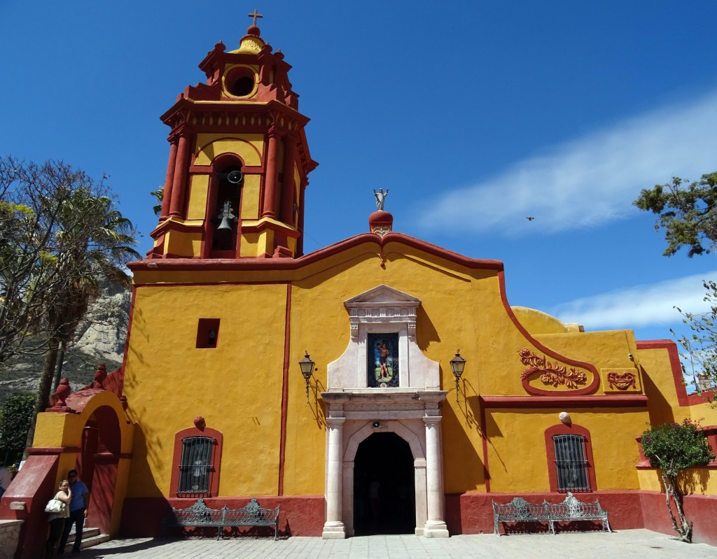 Bernal Church