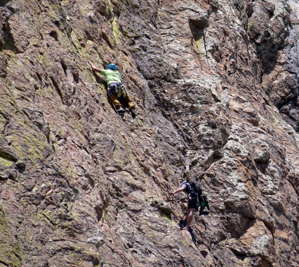 Peña de Bernal Rock Climbing