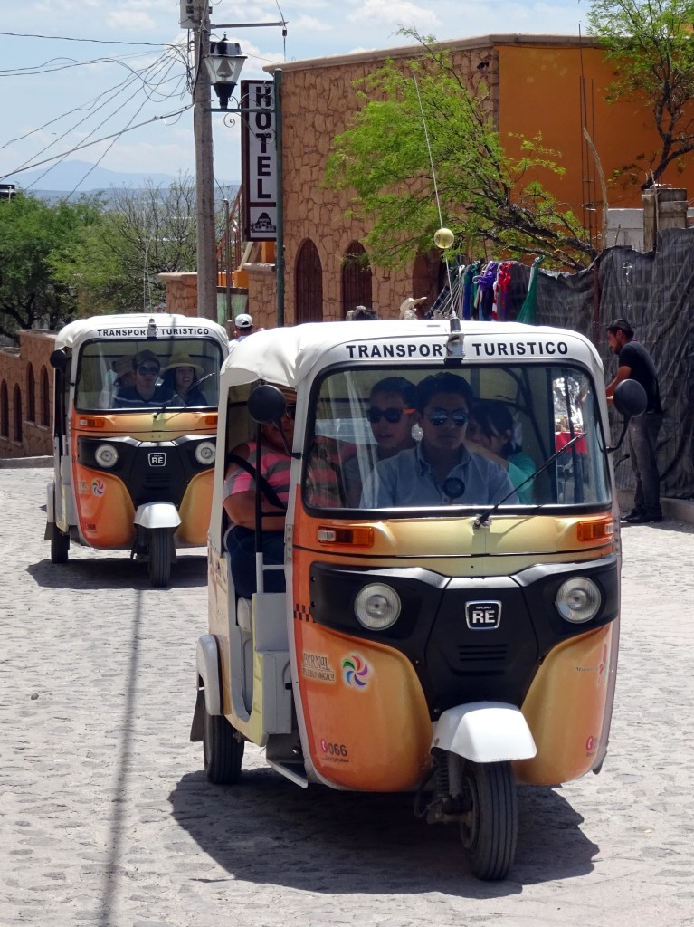 Bernal Tuk-Tuk