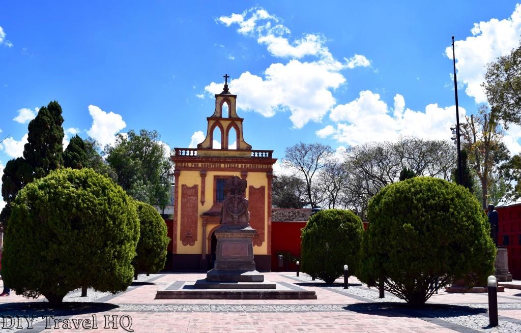 Mausoleo de la Corregidora