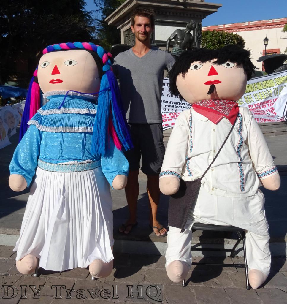 Mexican Rag Dolls in Queretaro