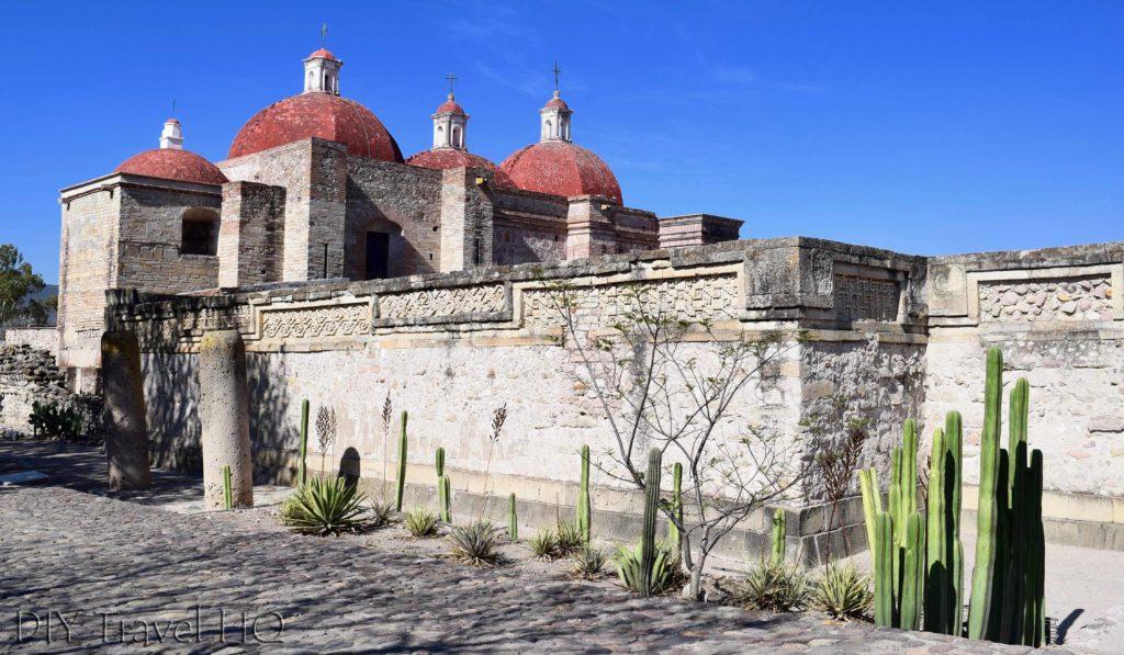 Mitla Ruins Church Group