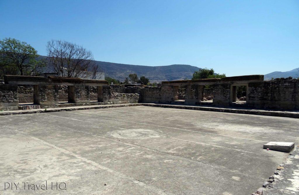 Mitla Ruins Grupo del Arroyo