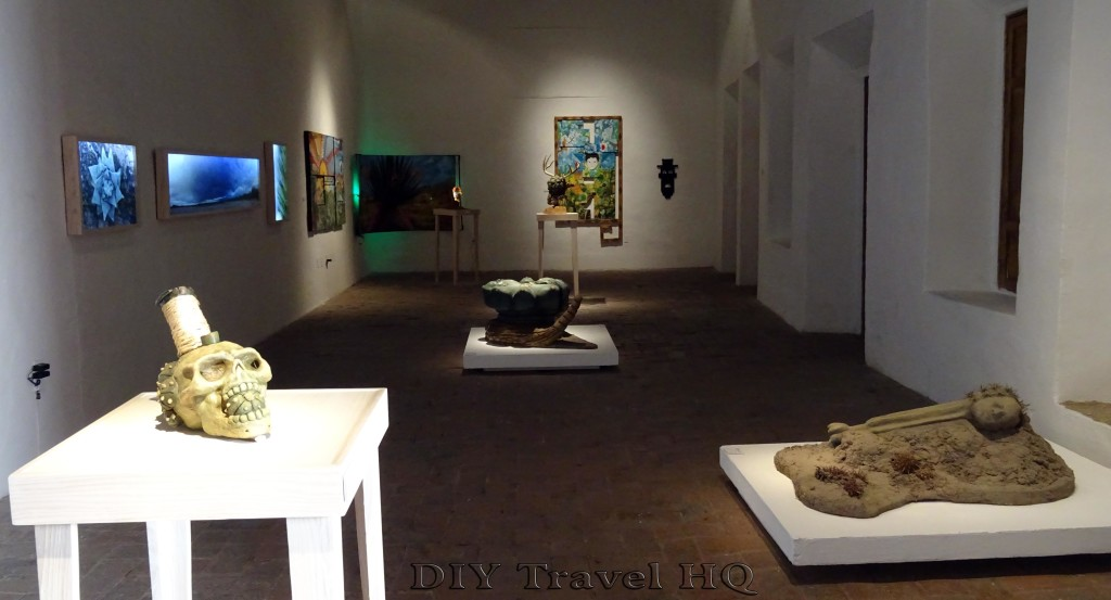 Queretaro Museo de la Ciudad Exhibit