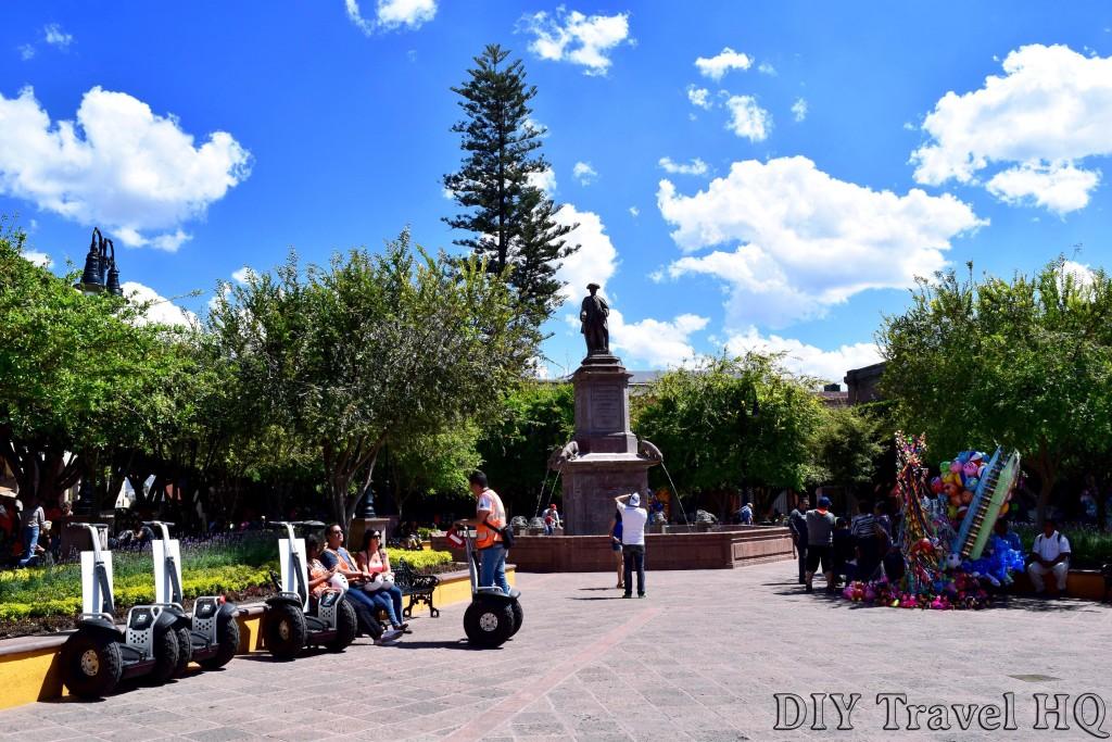 Queretaro Plaza de Armas