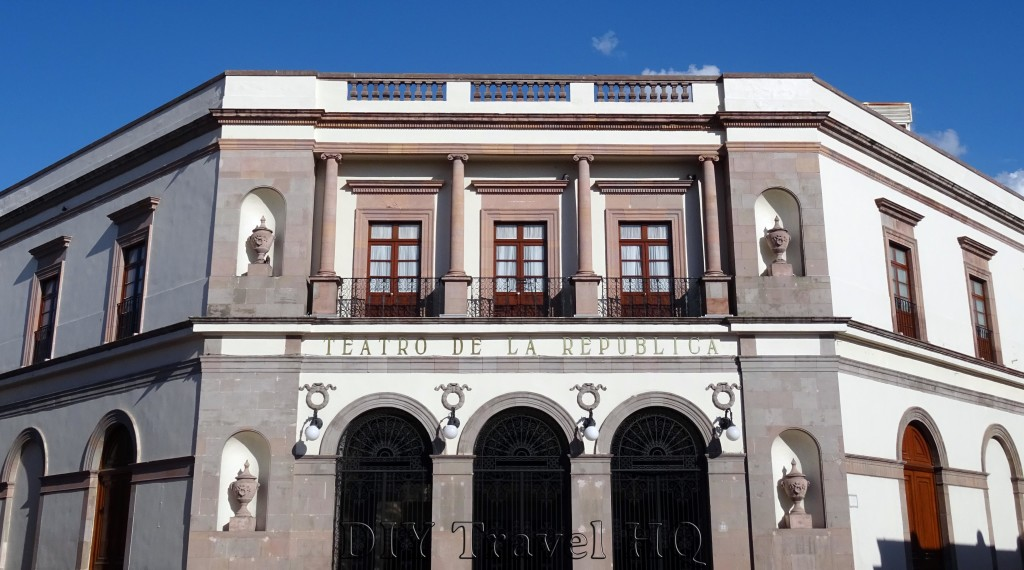 Queretaro Teatro de la Republica