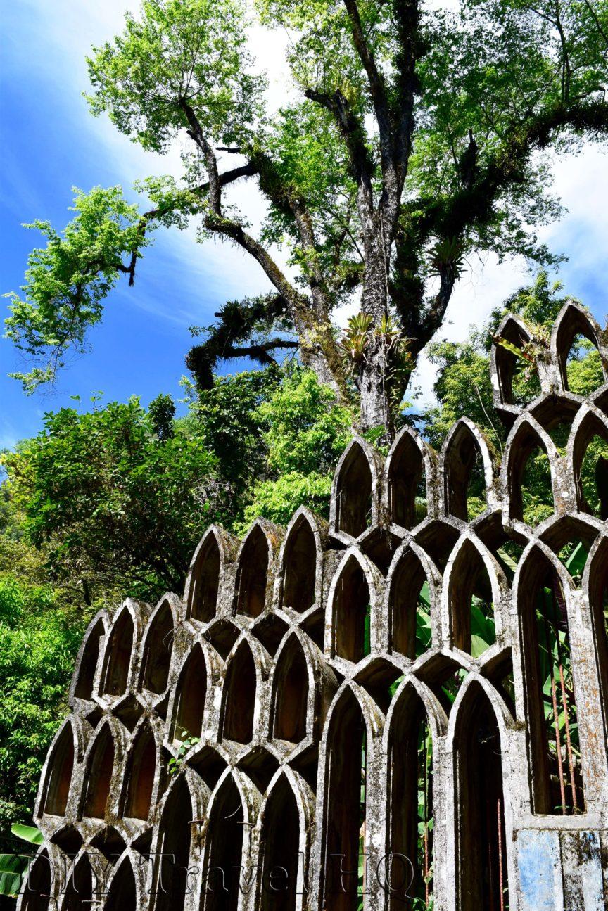 Xilitla Las Pozas Concrete Meets Jungle