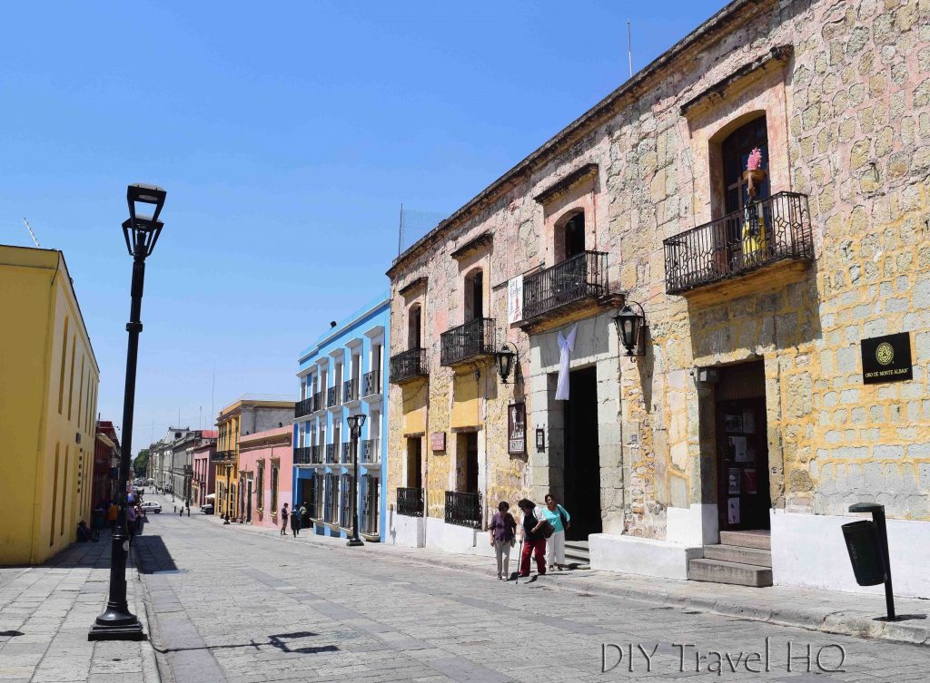 What to do in Oaxaca City