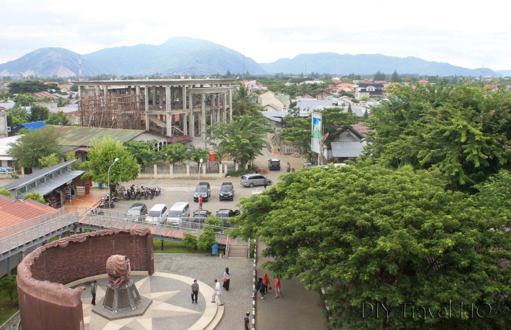 Views from PLTD Apung 1