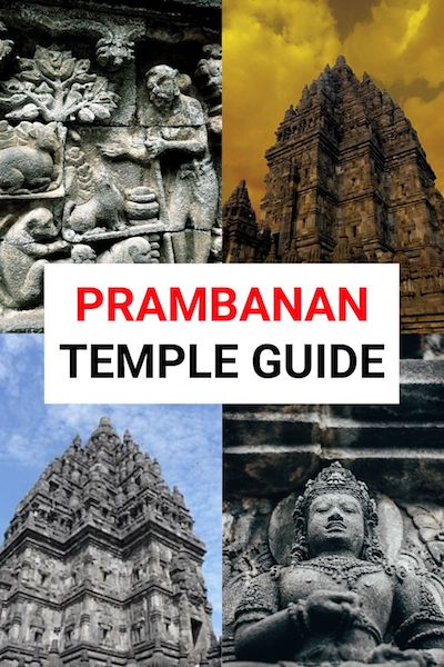 Visiting Prambanan Temple is one of the top things to do in Yogyakarta, Indonesia. Check out our post and find out everything you need to know to plan your trip #prambanan #yogyakarta #indonesia