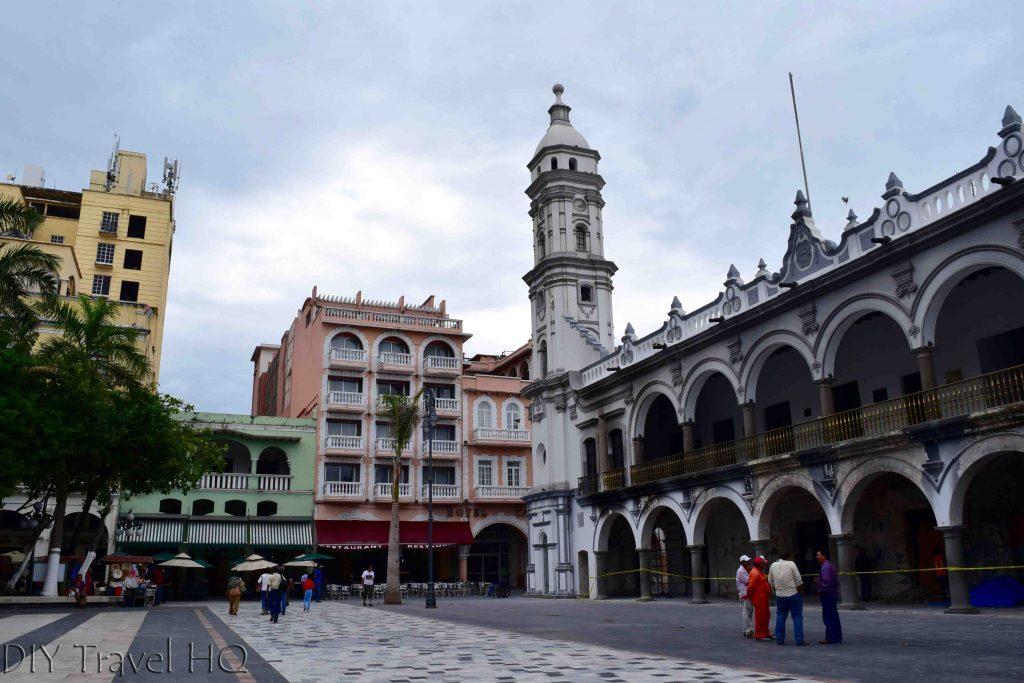 Plaza de Armas Veracruz