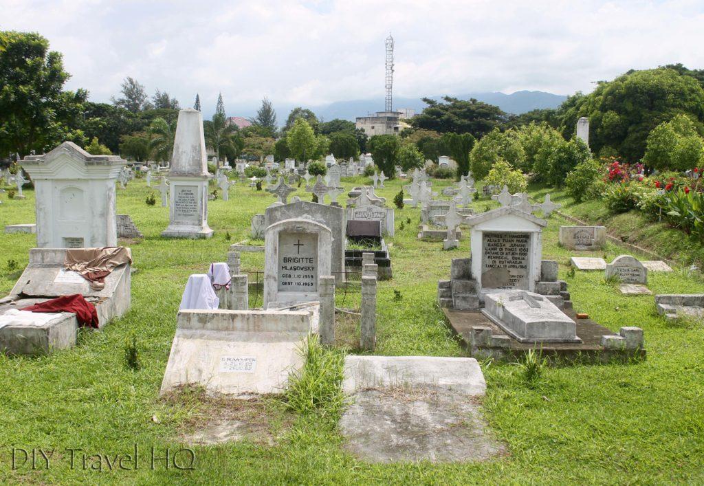 Dutch Kerkhoff Poucut Cemetery Banda Aceh