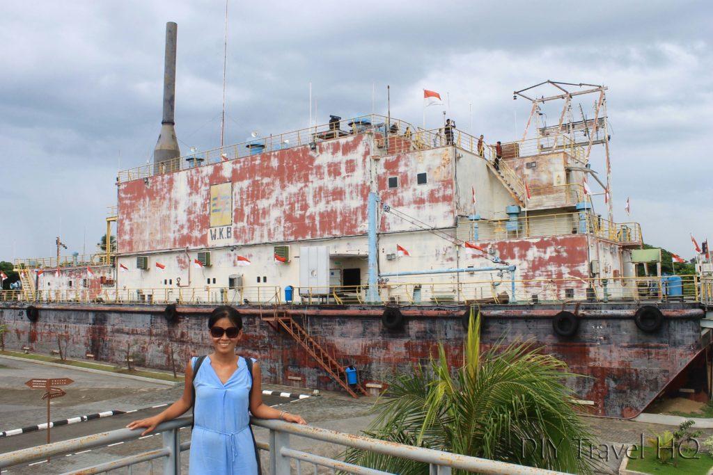 PLTD Apung 1 or the Floating Diesel Plant