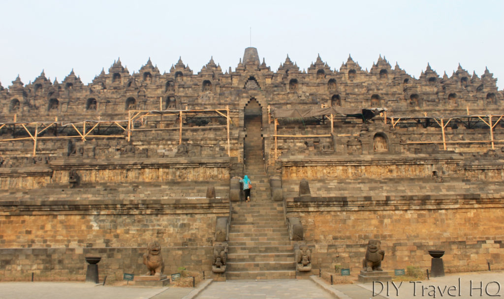 Borobudur Facts 7 Platforms