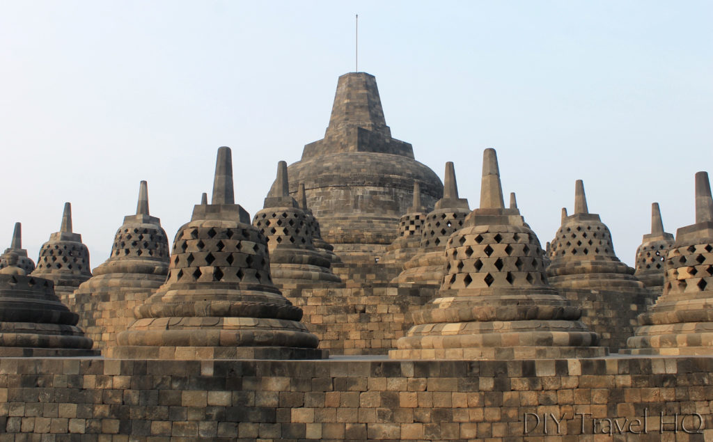 Borobudur entrance fee