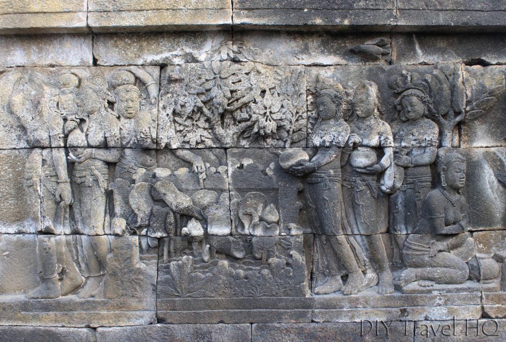 Borobudur Facts Tour