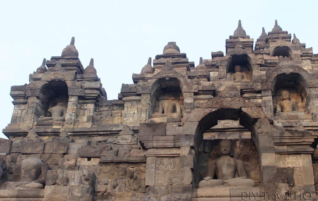 How to get to Borobudur