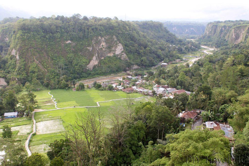 Sianok Canyon Bukittinggi