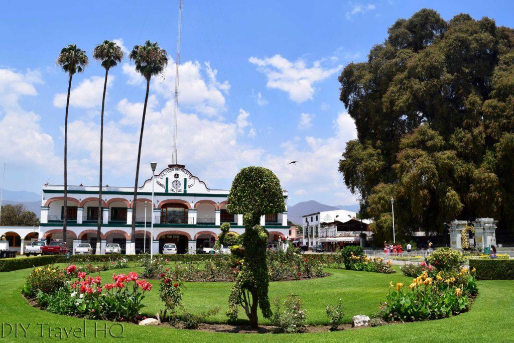 El Tule Palacio Municipal