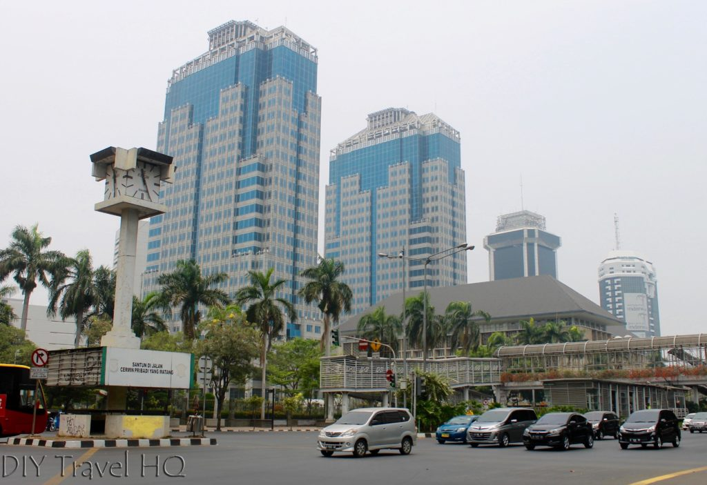 Commercial Centre of Jakarta