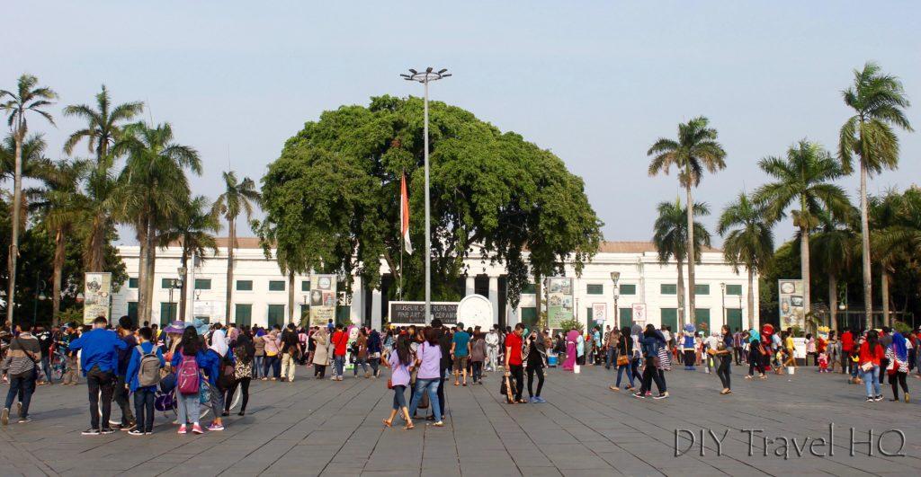 Fine Arts & Ceramics Museum Jakarta
