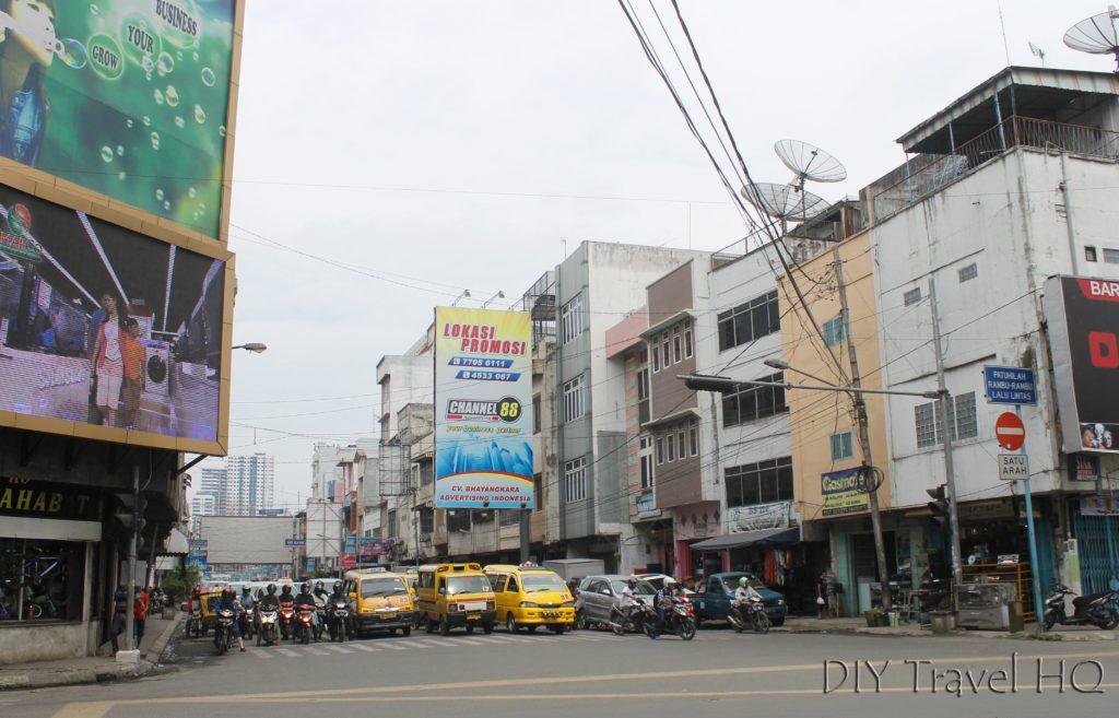 Downtown Medan