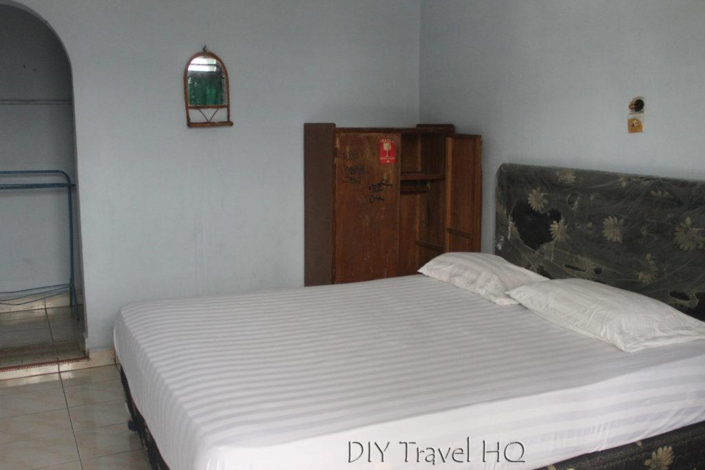 Zakia Hotel room Medan
