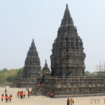 Prambanan by Local Bus from Yogyakarta