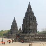 Prambanan Temples: Entrance Fee & Bus from Yogya