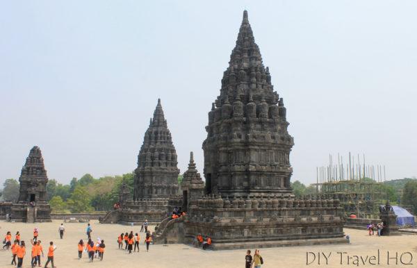 How to get to Prambanan
