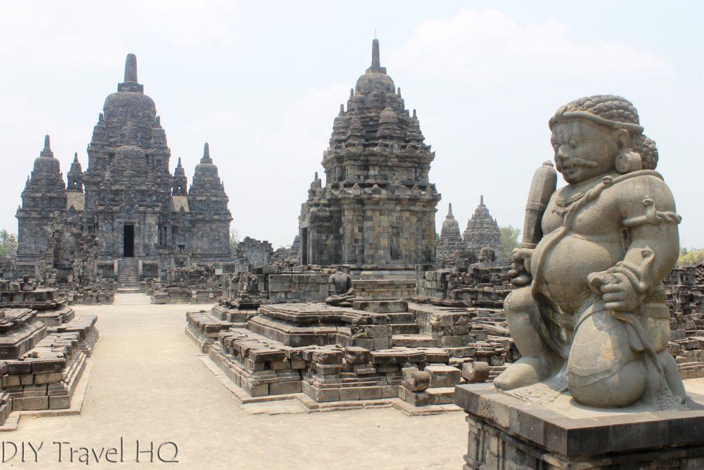 Candi Sewu Prambanan Temples