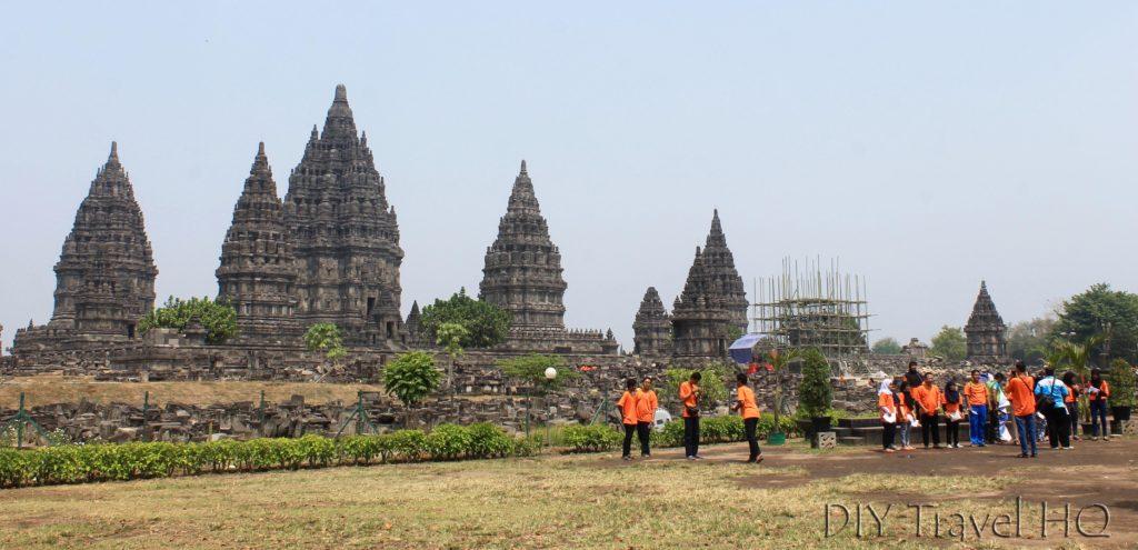 Prambanan entrance fee