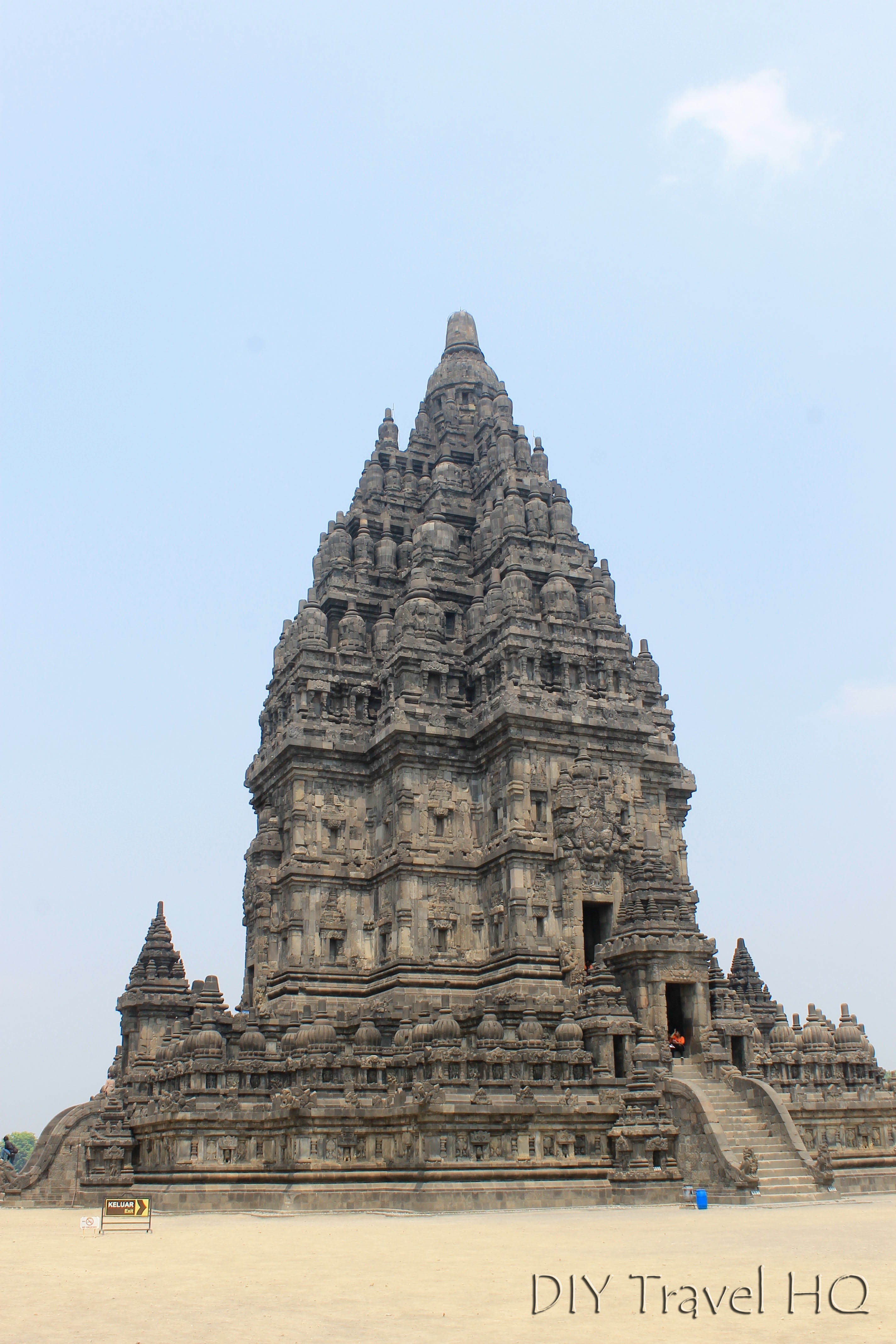 Hindu Temple Architecture Prambanan