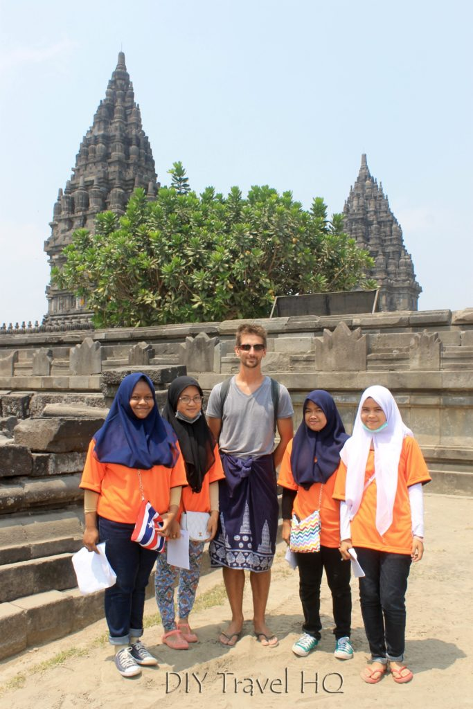 Prambanan entrance fee foreigner