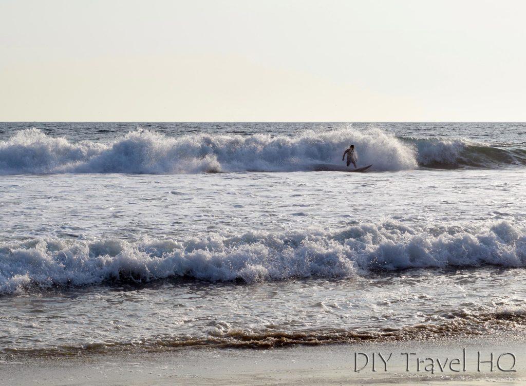 Puerto Escondido Playa Zicatela Surfing